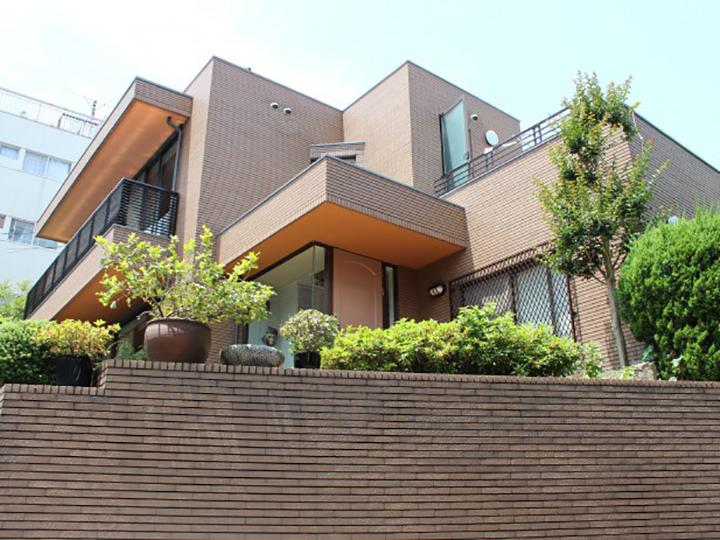 神戸市中央区北野町N様邸外壁・屋根・エクステリア事例