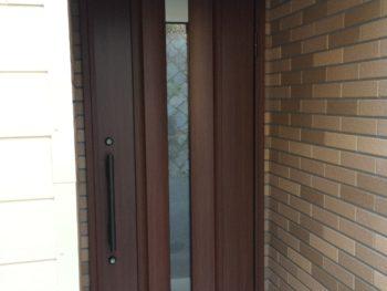 西宮市Y様 玄関ドア取替リフォーム事例