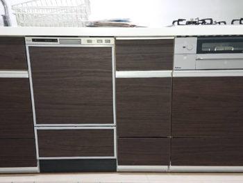 神戸市西区 食洗機新設工事