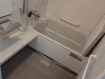 神戸市中央区 浴室改修工事