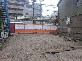 神戸市兵庫区 建物解体工事