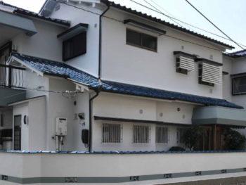 外壁塗装工事 【神戸市内 戸建て】