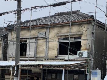 建物解体工事【神戸市内 戸建て】