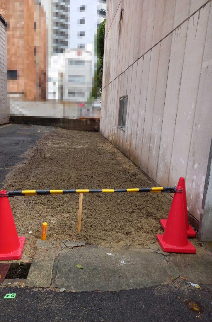 神戸市中央区 建物解体