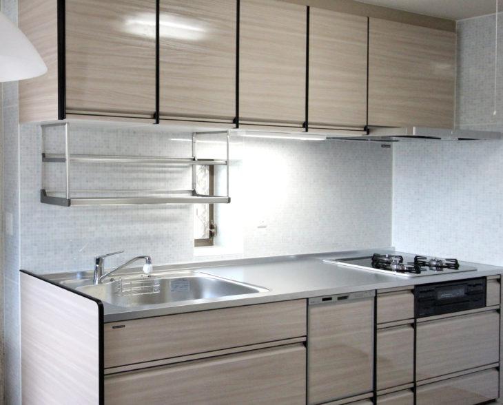 神戸市北区 キッチン改修工事